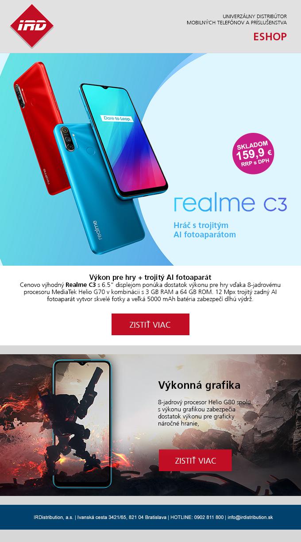realme-c3